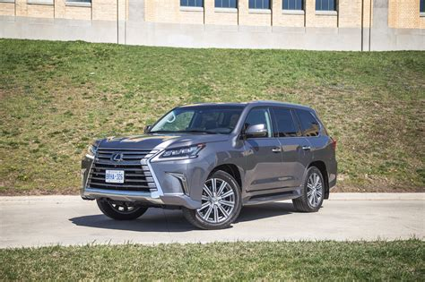 lexus 2017 lx 570 review 2017 lexus lx 570 canadian auto review