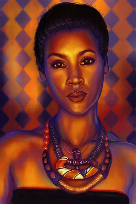 colorful portraits how to paint a bold glowing colorful portrait in adobe
