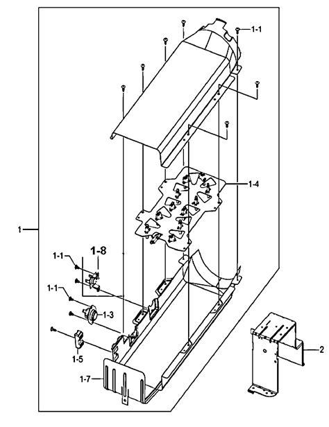 samsung dryer parts diagram samsung electric steam dryer heater parts model dv520aep