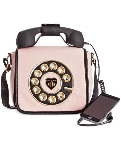 Phone Crossbody Bag betsey johnson phone crossbody all handbags handbags