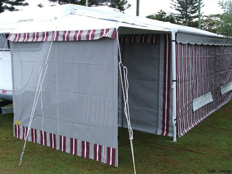 caravan awning walls caravan annexes 171 coffs canvas