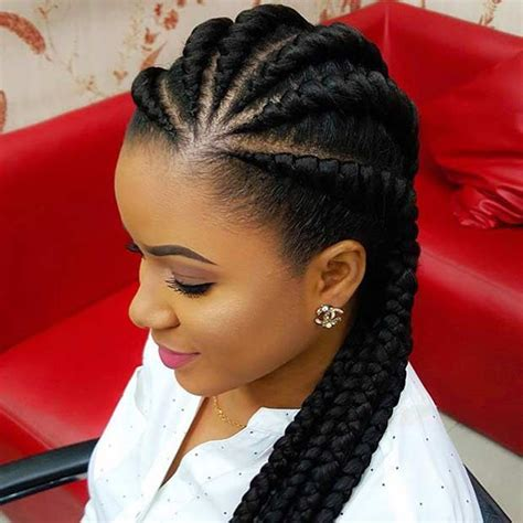 nigerian hairstyles for hot weather 21 best protective hairstyles for black women ghana