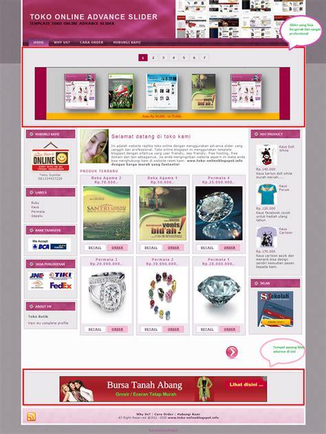 template blog toko online rupiah sg toko online premium advance slider rp 200 000