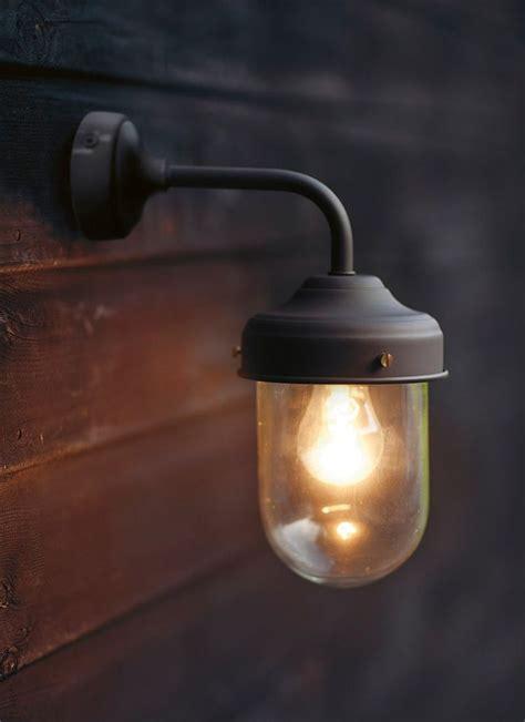 Patio Wall Lights Best 25 Garden Wall Lights Ideas On Pinterest