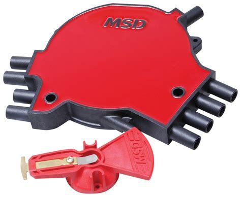 msd 84811cr gm lt1 distributor cap rotor 94 97 kit ebay