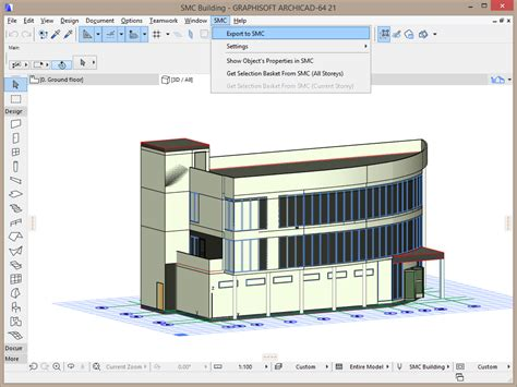 tutorial menggambar rumah dengan archicad a session of smc will automatically open with the archicad
