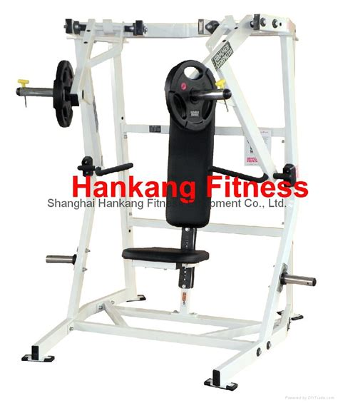 hammer bench press hammer strength home gym body building iso lateral chest