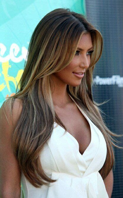 kim kardashiantop 10 best hairstyles ever 2 top 10 cute hairstyles for long hair kim kardashian