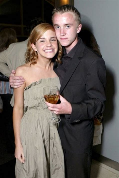 tom felton and emma watson film 10 things you didn t know about emma watson page 5 fame10