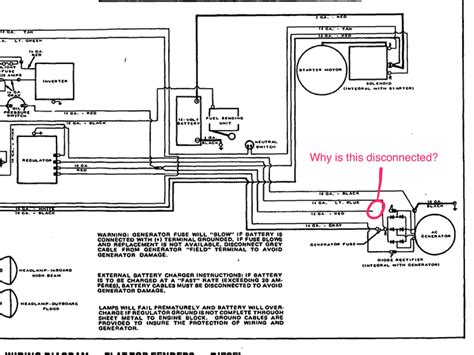 wiring diagram for mf 135 tractor mf 230 tractor wiring