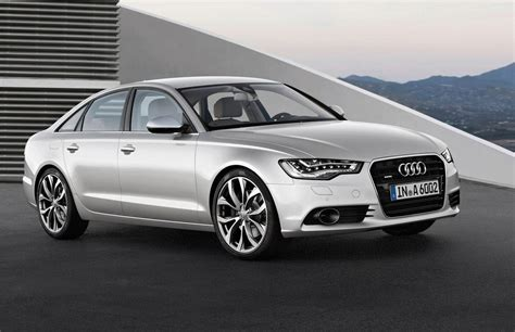 Audi A6 2011 audi a6 opens for ordering in 2011 spare wheel