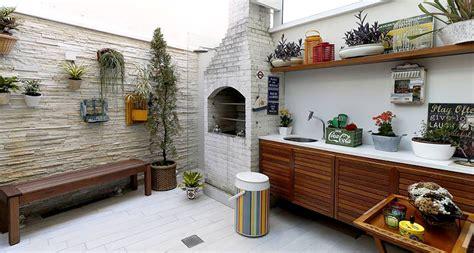 decorar paredes do quintal dicas geniais para decorar um quintal pequeno hf urbanismo
