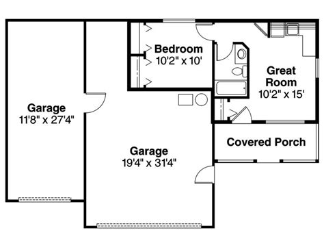 one story garage apartment floor plans garage apartment plans 1 story garage apartment plan