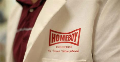 homeboy tattoo removal homeboy industries removal