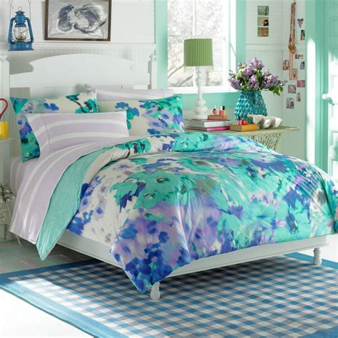 blue girl comforters girls bath sets girls bedding collections blue teen girl