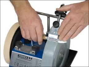 How To Sharpen Chisels On A Bench Grinder Tormek Sharpening System