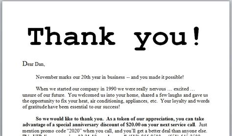 thank you letter from business to client thank you for bonus myideasbedroom