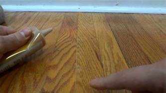 Hardwood Floor Filler How To Fill In Gaps Between Hardwood Flooring With Wood Filler