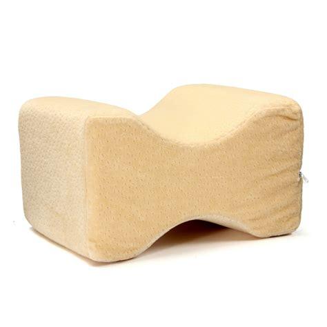 Knee Pillow For Hip by 26x20x15cm Cool Gel Memory Foam Knee Leg Pillow Back Hip