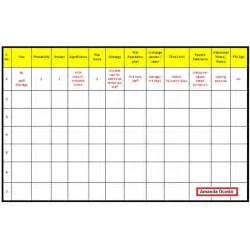 stakeholder register template out of darkness