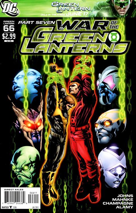 Pdf Green Lantern Volume 4 by Green Lantern Vol 4 66 Dc Database Fandom Powered By Wikia