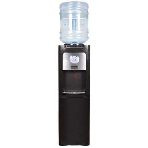 hamilton top loading and cold water dispenser