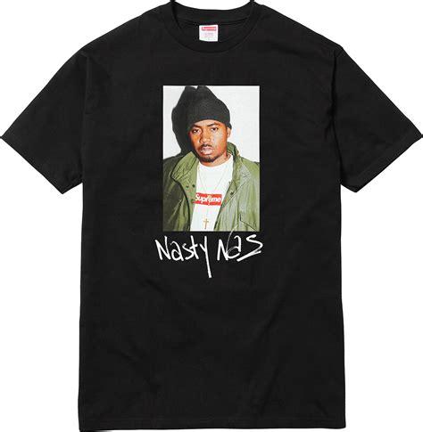 supreme t shirt supreme nas