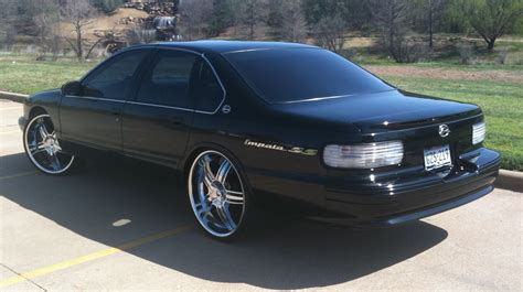 1998 impala ss for sale slim2721 1995 chevrolet impalass sedan 4d specs photos