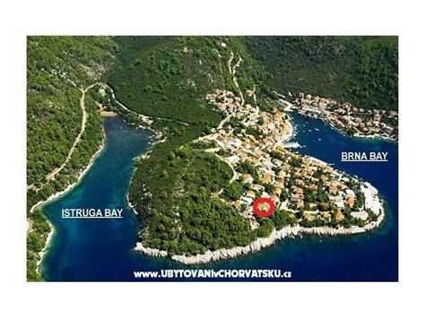 appartamenti korcula croazia appartamenti pecoti艸 kor芻ula croazia brna smokvica