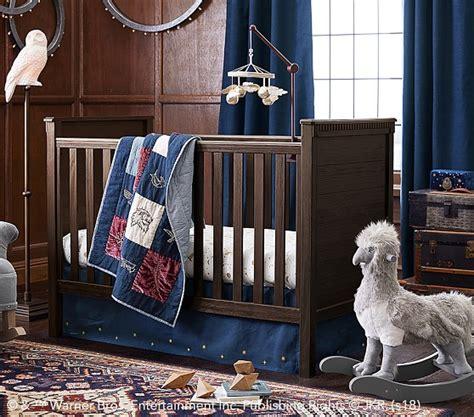 harry potter enchanted night sky baby bedding set