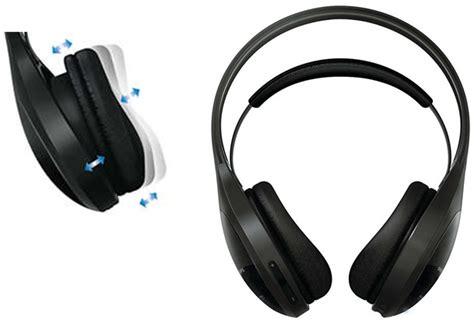 Headband Blutooth Stereo Wireless Headset Ikat Kepala jual headset bluetooth philips digital wireless headphone shd8600 murah berkualitas