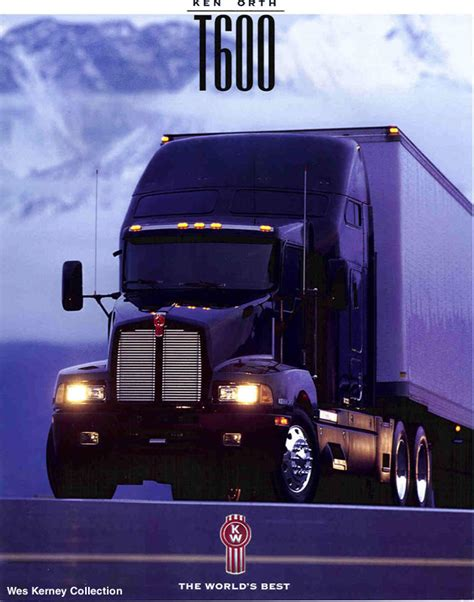 kenwood t600 kenworth t600 photos news reviews specs car listings