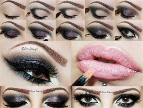 tutorial makeup step by step make up step by step make up tutorials picture
