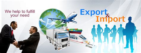 business letter sles for export and import trade export business
