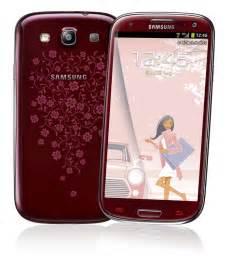 Hp Samsung S3 Mini La Fleur samsung เตร ยมเป ดต วคอลเลคช น la fleur ส ชมพ เเละเเดง ต อนร บวาเลนไทน samsung