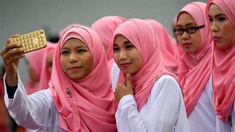 por esta razon  las mujeres de malasia tener redes