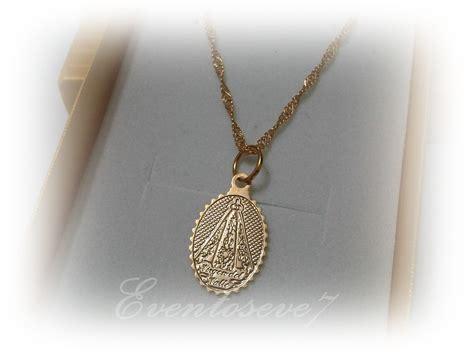 cadena de oro 18k precio venezuela cadenas de bautizo medallitas en oro laminado 18k nuevos