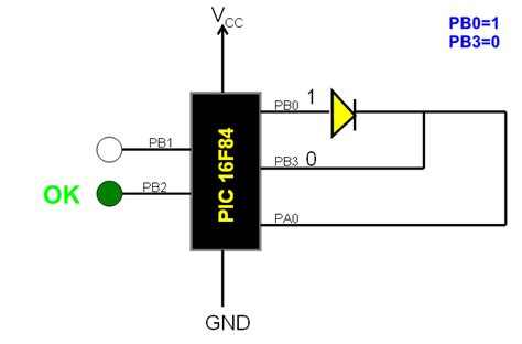 diode circuit test how to build pic diode tester circuit diagram