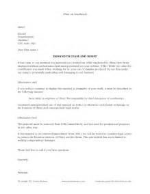 cease and desist template cease and desist letter hashdoc