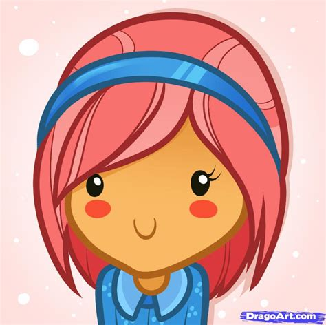 Drawing Kawaii by How To Draw Kawaii Faces Step By Step Chibis Draw Chibi