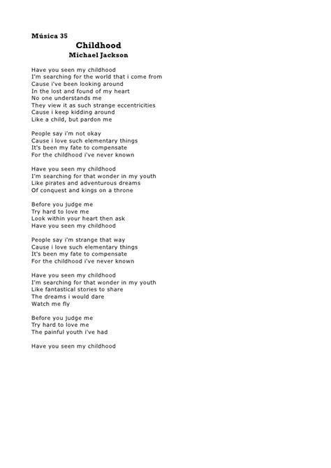 i just your puppy lyrics michal jackson lyrics book i