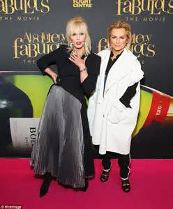 Absolutely Fabulous Fabsugar Want Need 42 by Joanna Lumley Reveals Rebel Wilson Filmed For A Day In