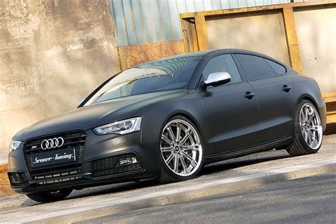 Audi S5 Sportback Tuning by Senner Tuning Audi S5 Sportback Audi News