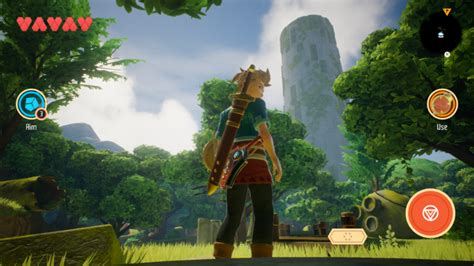 legend of android oceanhorn 2 isn t mobile but it might be the next best thing