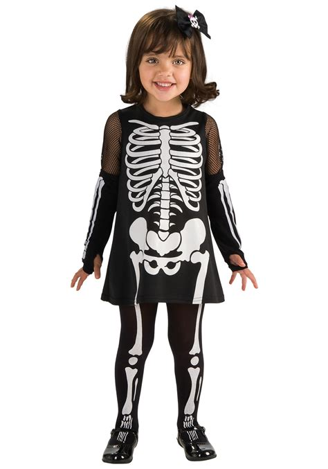skeleton costume toddler skeleton dress