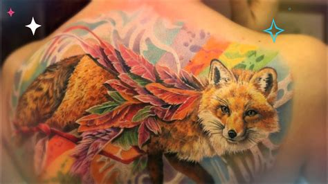 fox tattoo tattoo collection