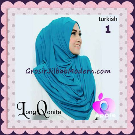 Jilbab Instant Qonita by Jilbab Instant Syria Qonita Hoodie Cantik Original