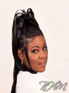 Banana Peel Hairstyle by Halle Berry Updo Hairstyle Hairstyles