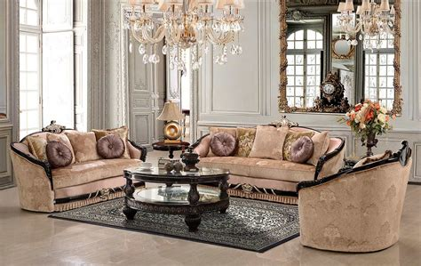 luxury chairs for living room traditional luxury sofa set hd631 traditional sofas