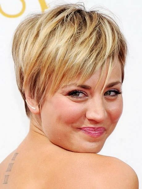 Hairstyle For Round Face In 2016 | 2016 short hairstyles for round faces